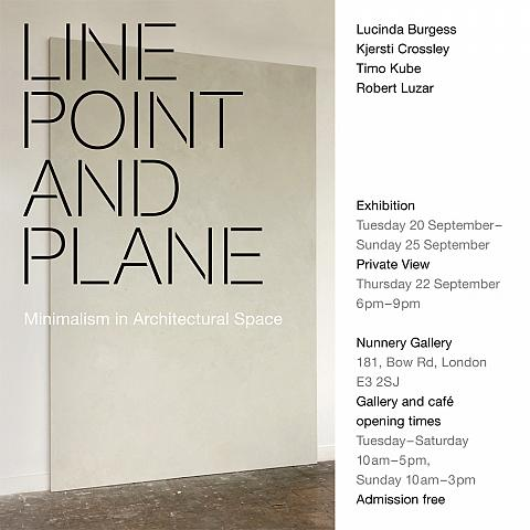 Line Point and Plane invitation